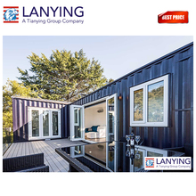 Log Cabin Kits container House Prefabricated House.