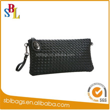 european black leather wallet for woman, handmade leather wallets for women
