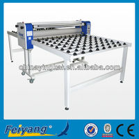 Newly designed high quality glass ,safety glass laminating machine,flatbed laminating machine FY1350G