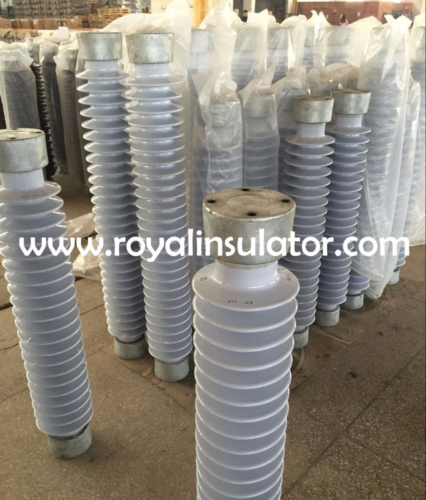 TR308 station post insulator/solid core post insulator