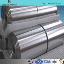 aluminum foil future goods for liner and wad, aluminum foil jumbo rolls bulk for one container