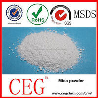 Mica powder for foundation makeup for whitening and gloss