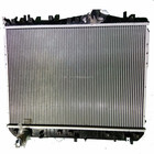 high strength aluminum car radiator for Toyota Carolla 164000D040