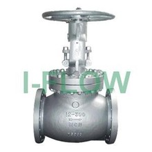 Flange cast steel globe valve with hand wheel class300