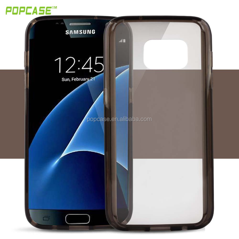 Hot!!! Wholesale high quality mobile phone case protective cover for samsung S7 case