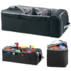 600D/PVC 170T pu folding car trunk organizer