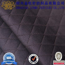 poly rayon jacquard double knit mattress fabric supplier