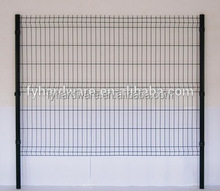 Price of the meter metal wire mesh fence panel