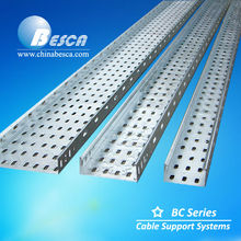 Hot Dip Galvanized Steel Slotted Metal Cable Tray Price