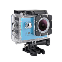hot sell outdoor 170 degreewide view angel waterproof action cam 30 m 1080P 60fps sport camera