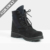 Removeable Cushion Swat Boot Black Fashion Boots Motorcycle Cheap Suede Boots
