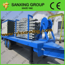 Arch Roofing Curving Making Forming Building Machine/arch style buiding machine /roofing sheet bending machine