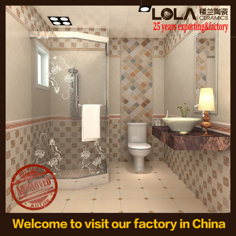 Innovative Bathroom Tiles Design India