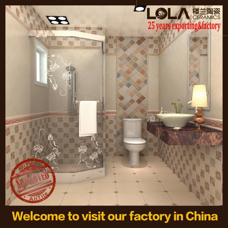 Innovative Bathroom Tiles Design India