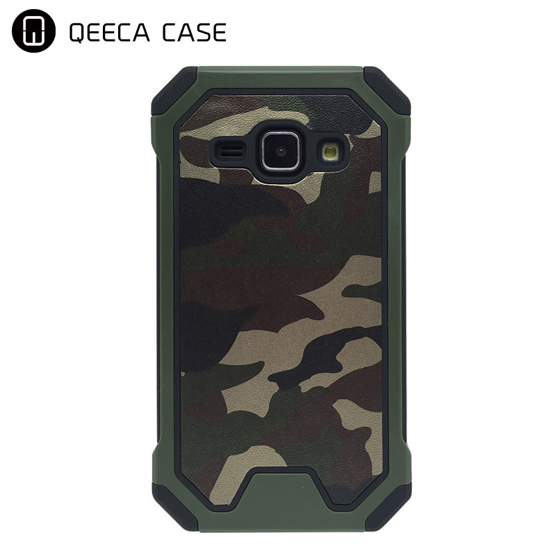 Camo Camouflage Heavy Duty Hybrid Army Style phone case ShockProof Hard back Cover for samsung galaxy J3 2016 J5 2016 J7 2016