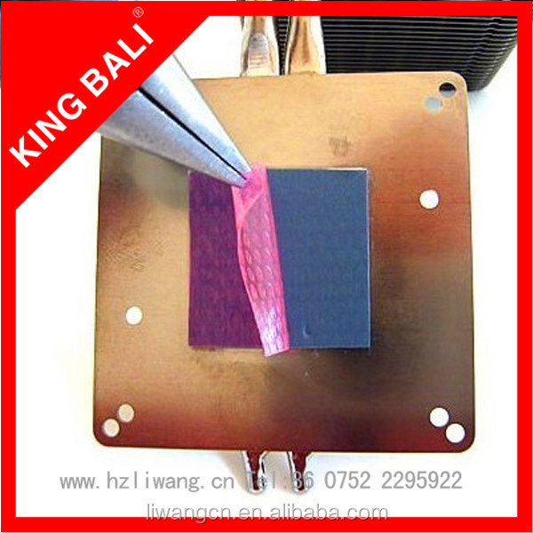 TV 1 W/m.k Silicone PCB Thermal Pad
