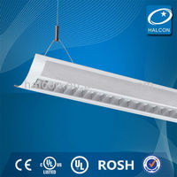 2014 good price UL CE suspended office lighting fixture modern pool table lights