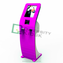 Thin Cabinet 17'' TFT LCD Monitor lotteries ticketing kiosk shenzhen kiosk