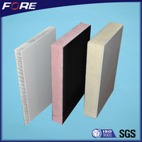 Decorative material FRP sandwich panel,High cost-performance FRP Honeycomb Panel For Aviaries / Kennels / Cages