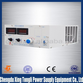 GKD15V 100 amp dc power supply igbt power supply for electroplating