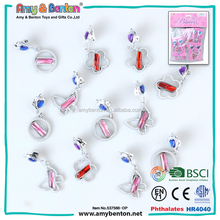 Wholesale kids jewlery superstar accessories clip on earrings for brides