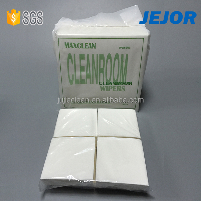 Disposable spunlace floor water cleaning wiper