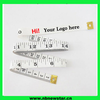 Hot selling top quality 150 cm 60 inch mini promotion tailor tape measure