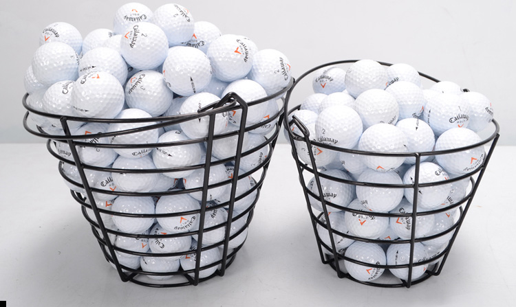 50pcs 100pcs golf ball basket & golf ball bucket
