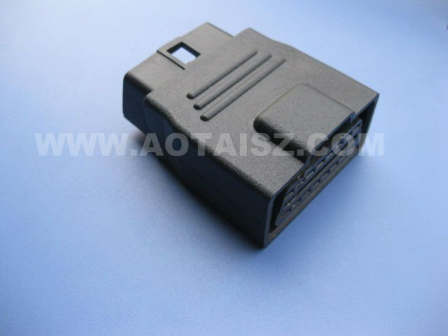 OBD2 Diagnostic Male to D15 male adapter db9 connector
