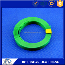 Reliable Delivery Time Pet Packaging Strap Anpack PET green polyester strap