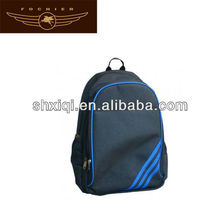 polyester 2013 new school backpack bag for teens