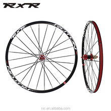 RXR RX-260 mountain bicycle Straight Pull spoke bike wheel carbon fiber hub 5 bearing Disc brake bicycle wheel