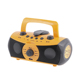 Dynamo Crank Music Multimedia Speaker With Phone Charger+AM FM Radio Support SD Card&USB Disk