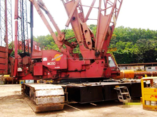 used cheap 250tons crawler cranes for sale in china