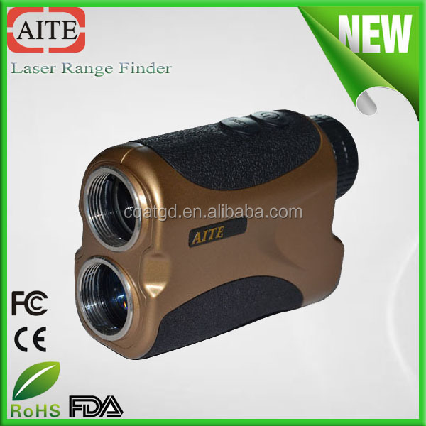 hunting accessory Laser Hunt Rangefinder with Angle Detector