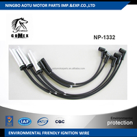 High voltage silicone Ignition wire set, ignition cable kit, spark plug wire NP-1332 for Hyundai
