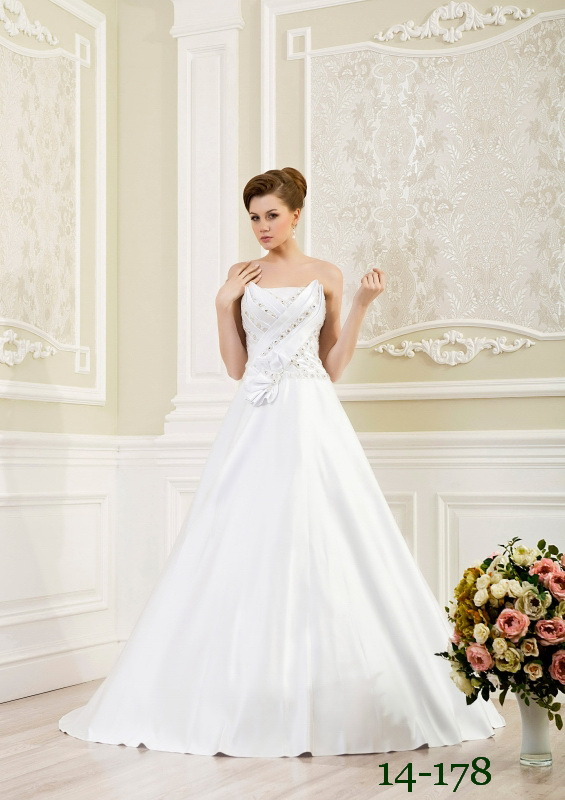 wedding dress 14-178