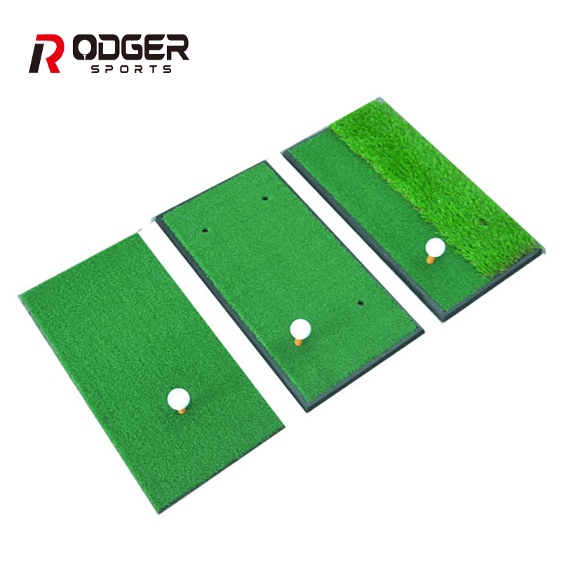 Professional golf driving and hitting practice mat for sale