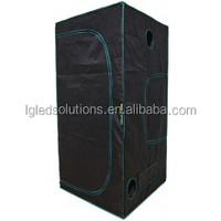 MarsHydro Grow Tent 100x100x180cm China Product Environmentally Friendly Hydroponics Greenhouse Factory Direct Selling
