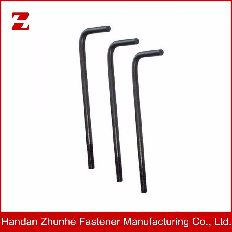 manufacturing quality L type J type 9 type Anchor bolt grade 8.8 concrete eye anchor bolt