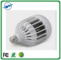 36W LED Bulb Plastic Housing Professional Warm White and Cold White LED Bulb