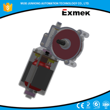 low rpm high torque 12v dc worm gear motor planetary gearbox