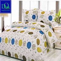 Stock Hotel Bedding Set, Bed Linen, Bed Sheet