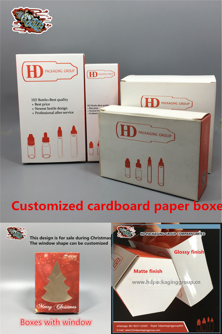 HD packaging boxes paper gift paper box paper box custom printed