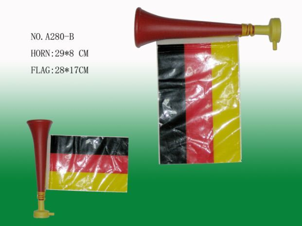 Top Selling Promotional Mini Vuvuzela With Stocks