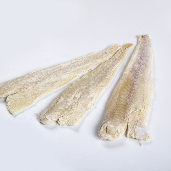 Good quality Salted Migas Alaska Pollock Fish Salted Dried Fish