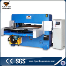 double side full automatic eyes glasses cleaning cloth die cutting machine