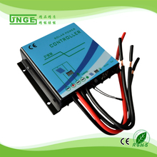 smart solar charge controller 12v 24v automatic street light control with dual mode technology
