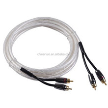 Haiyan Huxi China Supplier Fashion Design Rca To Rgb Adapter