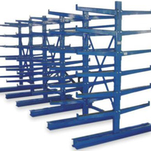 2017 Strict standard production warehouse factory cantilever shelving rack